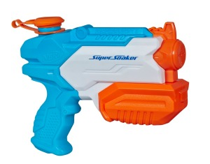 NERF SUPER SOAKER MICROBURST II Water Blaster